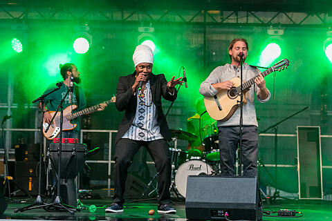 Band des Jahres 2016: Soulconnection